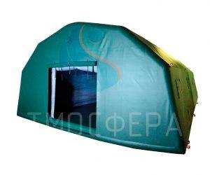 Палатка-зеленая-9х6-3